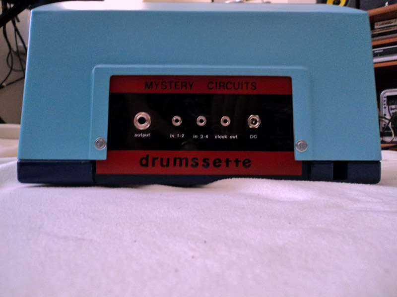 drumssette