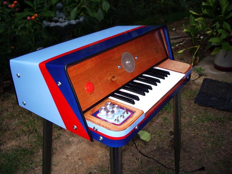 The Melloman - DIY Mellotron